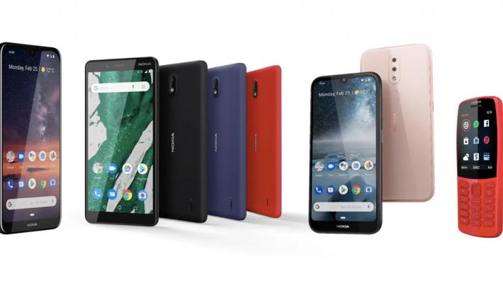 MWC 2019: Nokia announces three new smartphones;1 Plus, 4.2 and 3.2